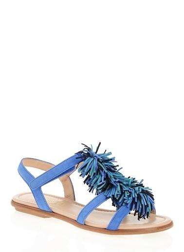 Aquazzura Sandalet Mavi